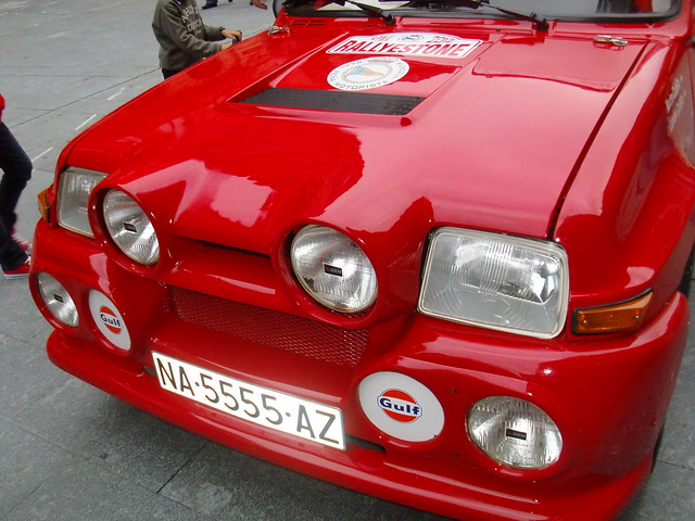 FRONTAL R 5 TURBO