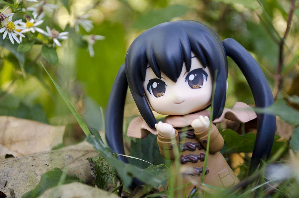 Nendoroid Azusa