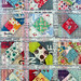 4th Mini Quilt by paulapatchwork
