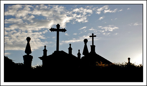 Crosses and Finials