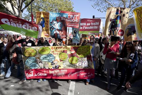 Οι λαοί της Ευρώπης ξεσηκώνονται κατά της λιτότητας