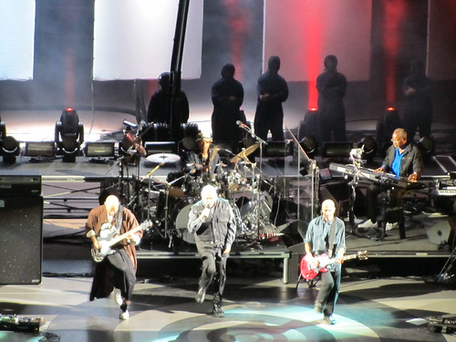 Peter Gabriel Red Rocks 2012