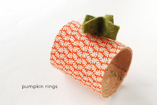 Pumpkin Rings