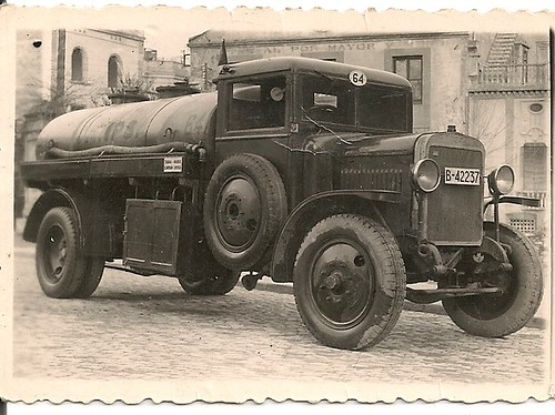 Camió Hispano Suiza num 64