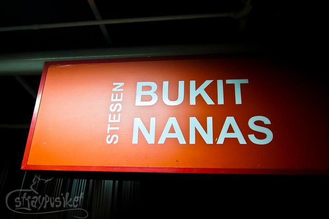 Bukit Nanas Station