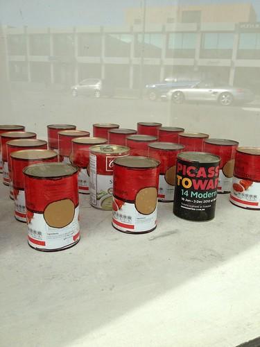 Warhol tins