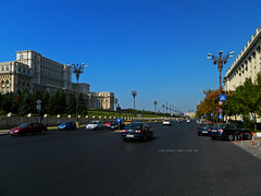 Liberty Boulevard, Bucharest