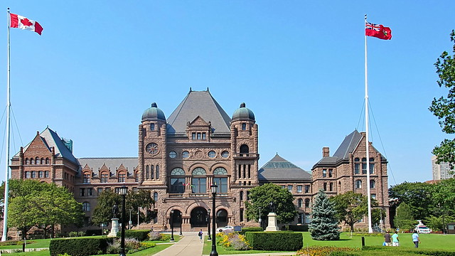 Ontario Legislative Building - Toronto