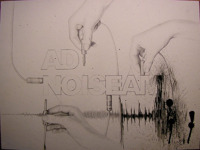 Ad Noiseam by Arnaud Polette.