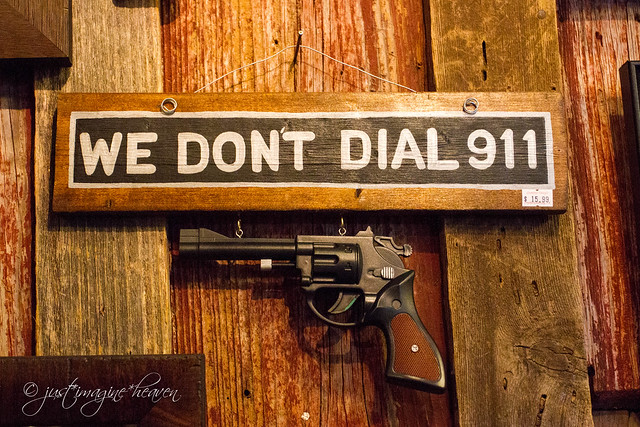 Why dial 911?