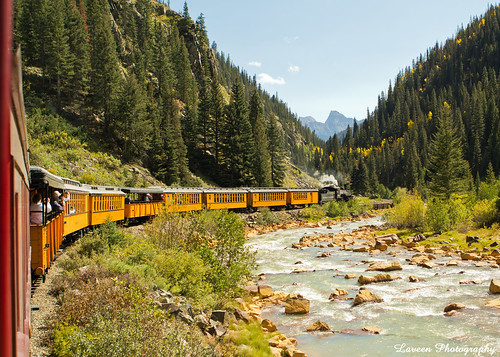 Durango & Silverton Narrow Gauge