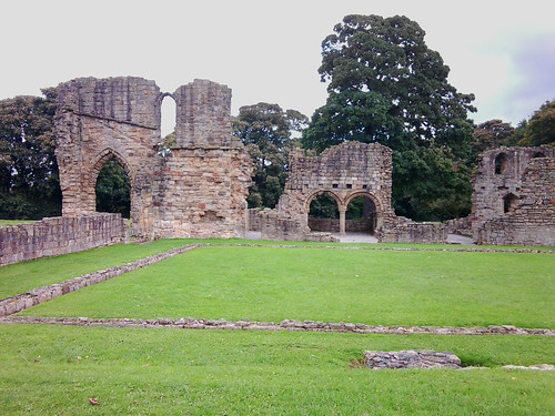 Basingwerk Abbey, Holywell