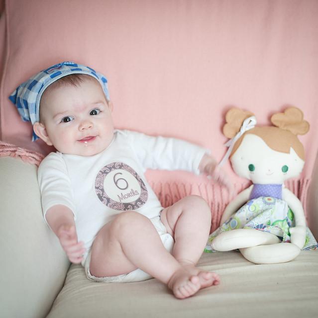 Clara six months