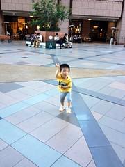 踊るとらちゃん (2012/10/4)