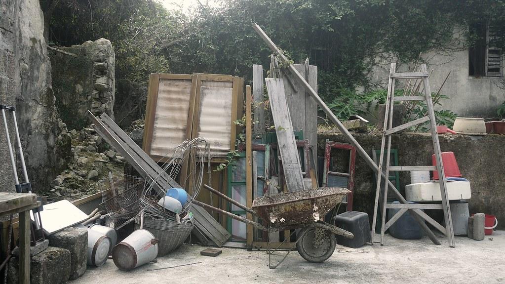 Abandoned Equipment