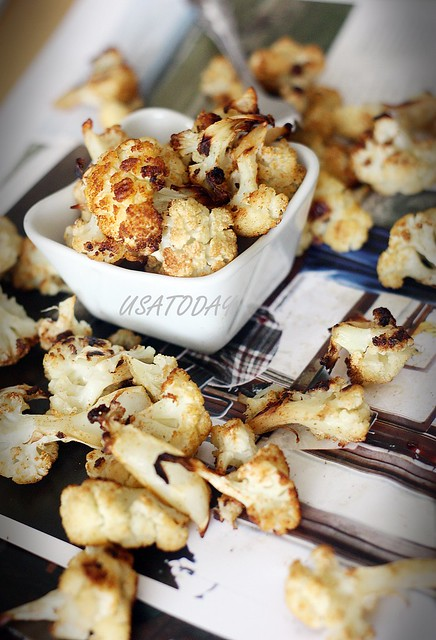 oven baked cauliflower 6