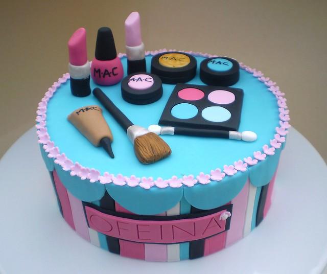 Makeup Cake Images : make-up cake Flickr - Photo Sharing!