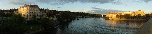 Prague panorama by CharlesFred