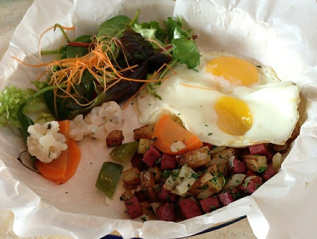 Corned Beef Hash at Suprette