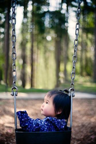 Kaitlyn Swing Portrait