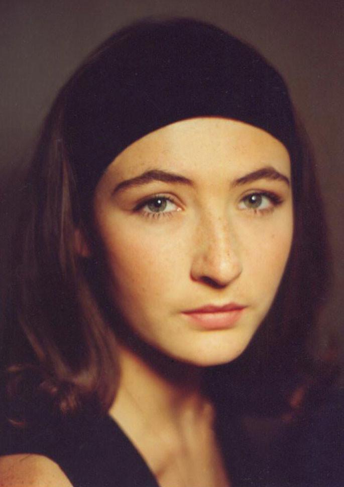Catherine aged 18