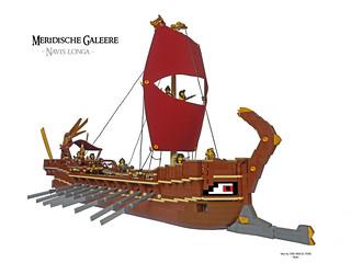 Meridian galley 1