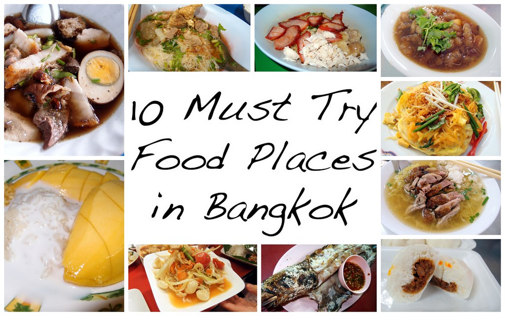 10 must try bangkok place
