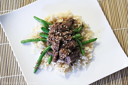 Crock Pot Asian Beef