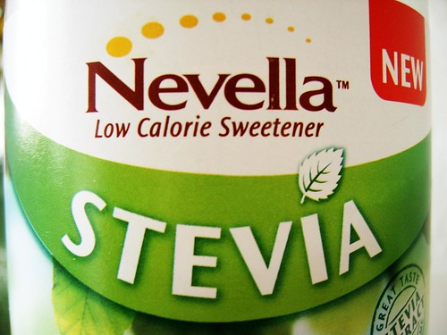 Nevella low calorie sweetener stevia