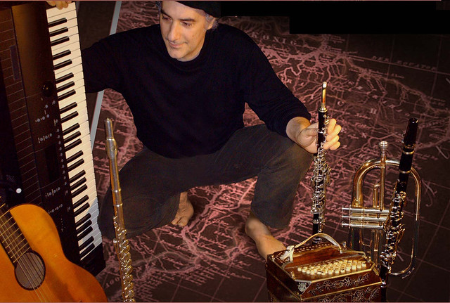 Pedro Menendez - Multi-Instrumentalist