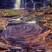 Swirl @ First Elakala Falls by vtgohokies