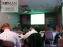 #Project252 - Day 196: @BMABathrooms Conference Day 1: Making Life Easier