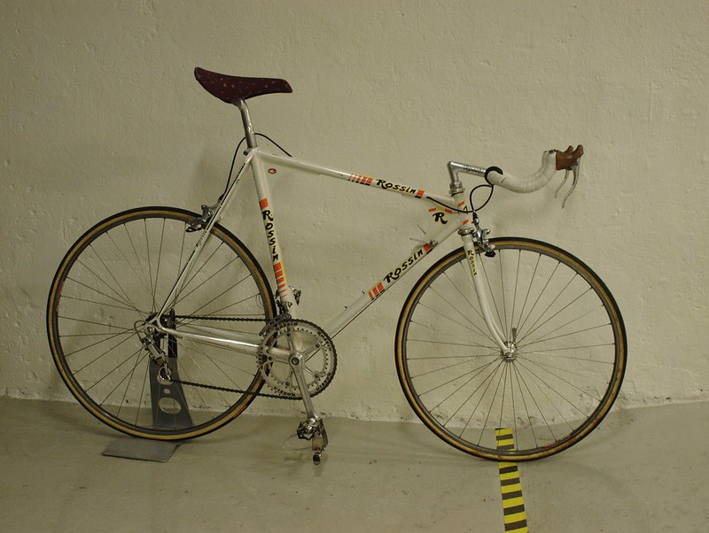 My Road Bikes A Collection Of Italian Steel Retrobike