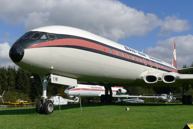 de Havilland DH-106 Comet 4 C