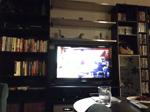 8:36pm Sam is showing me the I.T. Crowd. British comedy is weird by marshallhaas