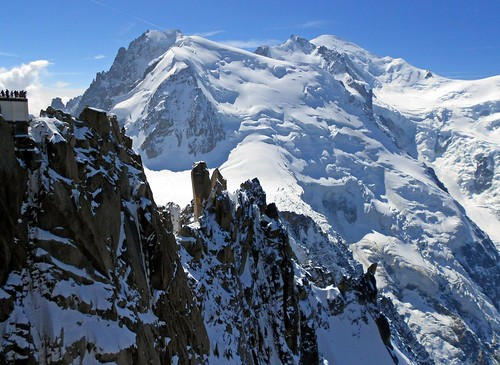 Mont Blanc Viewing Platform