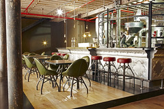 2. Truth Coffee Interior by Haldane Martin, Photo Micky Hoyle