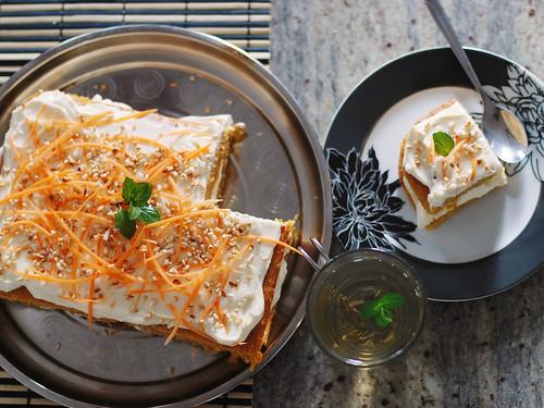 Рецепт: Идеальный морковный торт