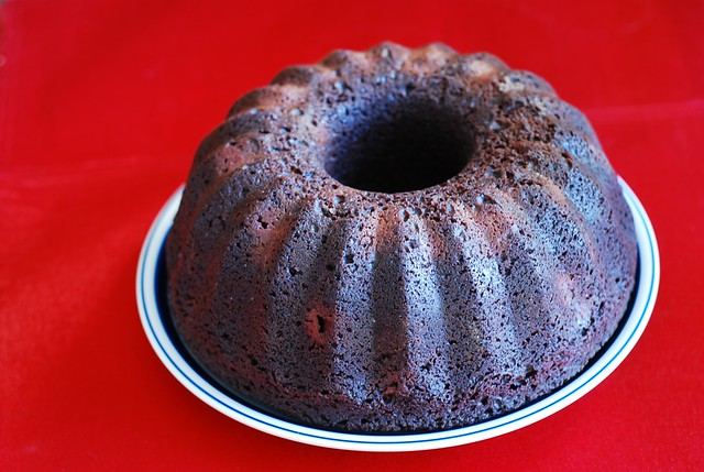 chocolate bundt cake with filling recipe