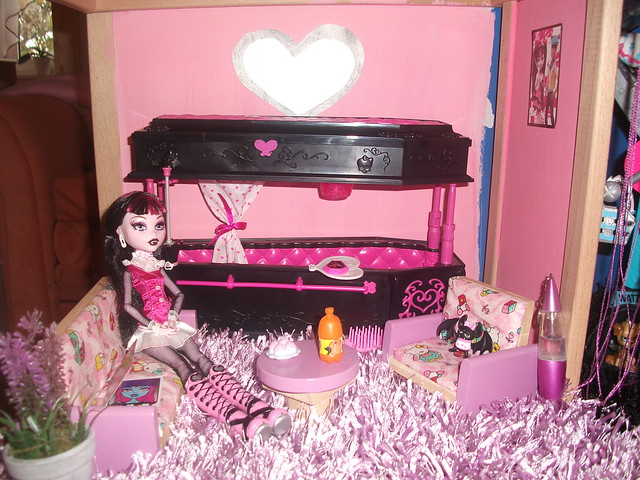 monster high room tour flickr photo sharing