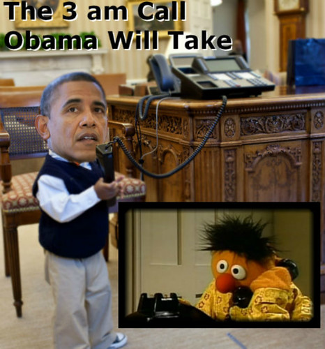 The 3 am Call Obama Will Take