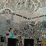 Image of Philadelphia's Magic Garden. philadelphia philly 41stbirthday southstreet philadelphiasmagicgardens isaiahzagar