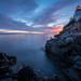 Acadia Sunset by redfishsuefish