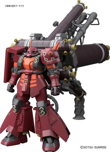第一架Ka版薩克!《機動戰士鋼彈雷霆宙域戰線》MG 1/100 高機動型薩克