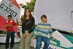 Juniorensegeln 2003