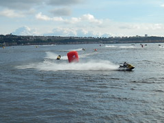 Cardiff Bay Bank Holiday 2016 P1 Powerboat