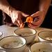 Sound & Savor Peach Dinner - White Gazpacho