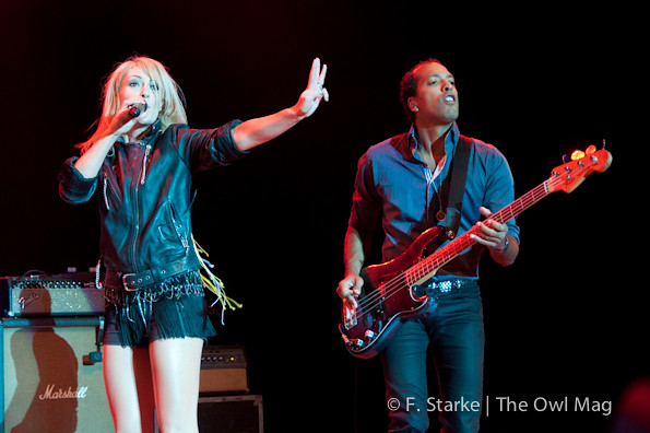 Metric  @ The Greek Theatre , Los Angeles 10/09/2012