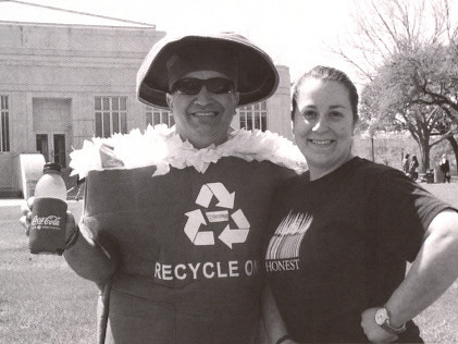 Recycleman - Houstonian 2011