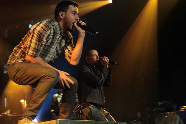 Linkin Park South America Tour